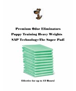 50ct 36x36 Maximum Absorbency Puppy Pads-up to 12hrs Protection-Multi Do... - $44.95