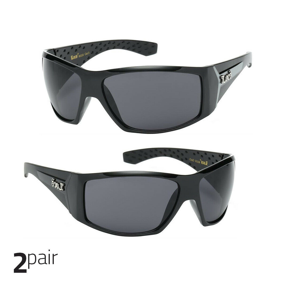 7cf7ccfb3806 57. 57. Large OG Real Locs Sunglasses Dark Gangster Shades Men Loc Glasses  Black Black. Free Shipping