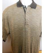 Bobby Jones Golf Shirt XL 100% Cotton Made in Italy - $19.94