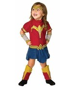 Rubies Costume Justice League Wonder Romper Costume, Toddler, - $29.71 CAD