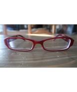 DKNY DY 4531 3193 50[]16 135 RED Eyeglasses Frames - $14.84