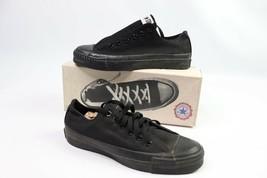 Vintage 90s Converse All Star Ox Herren 5.5 W 7.5 Chuck Taylor Schuhe Sc... - $206.25