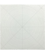 Sol Lewitt 1973 Two Color Lithograph Numbered L... - $2,475.00