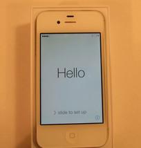 Apple iPhone 4 - 8GB - White (Verizon) Smartphone - $71.15