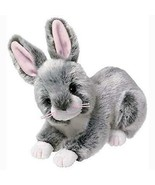 Winksy the Bunny Ty Beanie Baby Gray Easter Collectible MWMT Retired - $8.86