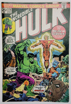 VINTAGE! Incredible Hulk #178 (Marvel Comics 1974) Warlock, Romita, Hot ... - $19.55