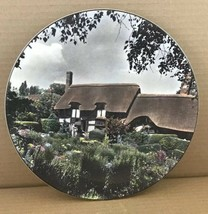 Vintage Anne Hathaway's Cottage Royal Doulton Decorative Collector Plate England - $14.70