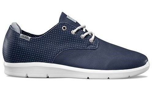 VANS Prelow (Dots) Navy/White ULTRACUSHMen's Skate Shoes SIZE 11