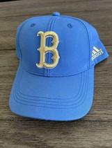 UCLA Bruins Vintage Fitted Hat Adidas Powder Blue - Size 7 1/8 (2000s Era) - $19.90
