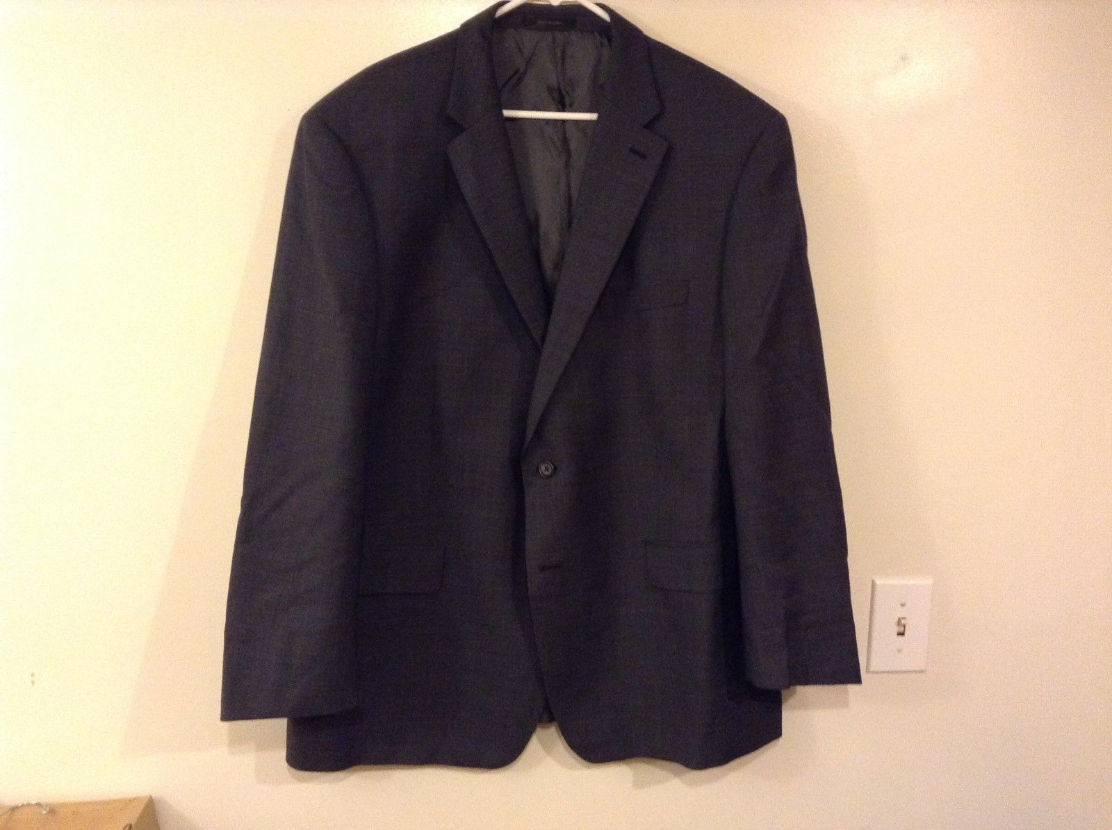 Ralph Lauren Wool Sports Jacket Sz 50R