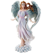Seraphim Angels of Peace Harmony and Love Spiritual & Christian Decor Fi... - $52.23