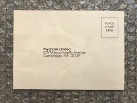 Vintage Psygnosis Sega Genesis Reply Card - Very Rare - 100% Original/Au... - $9.50