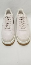 Nike Air Force 1 AF1 Jester Lo Womens Size 9.5 Shoes Sand/Silver/White FW2  - $106.99