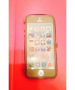 Smoke Clear Rubber Soft Case Skin Case Cover For Apple iPhone 5 5S NEW - $1.97
