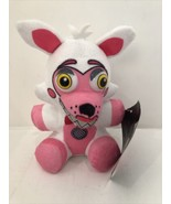 """Five Nights at Freddy's Sister Location Plush Funtime Foxy 6"""" Spot on Back - $7.95"""