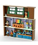 SPECIAL Framed model set Monica's apartment LEGO MOC PDF how 2 build tv ... - $8.79