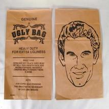 4 MEN UGLY BAGS novelty joke items man funny party gag - $6.31