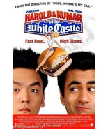 2004 HAROLD & KUMAR GO TO WHITE CASTLE Movie Promotional Poster 11x17 - $7.99