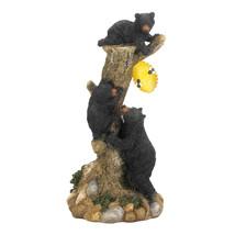 CLIMBING BEAR HONEYCOMB SOLAR LIGHT - $37.25