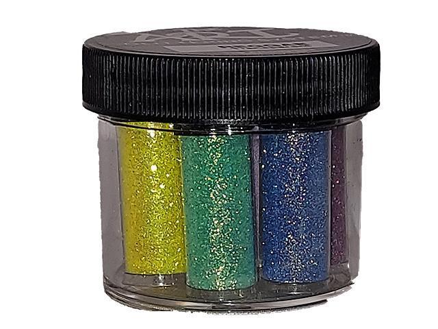 The Art Institute Glittering System Reggae Transparent Glitter