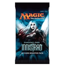 MTG Magic the Gatherings Shadows Over Innistrad Booster Pack - $3.95