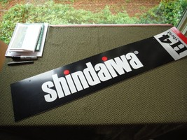 Shindaiwa H4 Hybrid dealers promo thin advertising poly board wall hang ... - $28.74