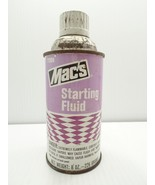 Mac's Starting Fluid 7208 8oz Spray Can Division of Ashland Oil Display ... - $14.99