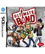 Ultimate Band NINTENDO DS Video Game - $3.97