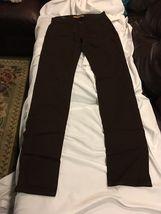 Joe's The Brixton Straight & Narrow Denim Brown Jeans 28 Cotton Stretch ... - $70.00