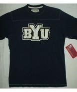 T-shirt Brigham Young University Cougars NWT Cotton Short Sleeve Shirt X... - $9.85