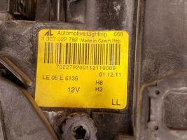 07-10 BMW E93 328i 335i M3 Convertible Xenon HID AFS Headlight Driver Left LH image 5