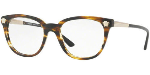 add6ebacd9 Authentic Versace Eyeglasses VE3242 5202 Havana Frames 54mm Rx-ABLE -   138.59