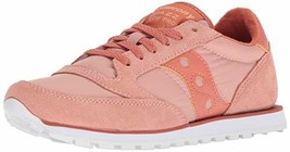 Saucony Jazz Low Pro Women 6.5 - Orange - $35.47