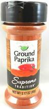 Supreme Tradition Ground Paprika Seasoning 3.17 oz Free Expedited Shipping - $9.99