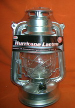 iit Silver 16 LED Battery Operated Hurricane Lantern #97250   UPC:039593... - $11.88
