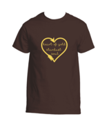 Heart of gold dark chocolate thumbtall
