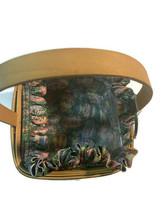 Longaberger Easter Basket Lining plastic liner handwoven dated 1998 image 2