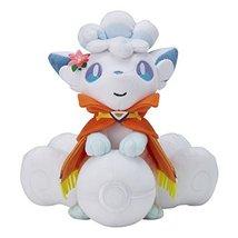 Pokemon Center Original Plush Sapporo Snow Festival Alola Vulpix doll - $122.62