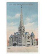 Trinity Methodist Church Denver Colorado 1915 postcard - $5.94