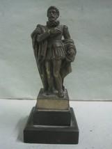 Antique figurine statue decoration writer and discoverer Português Camões - $66.27