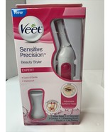 Hair Removal Electric Trimmer – Veet Expert Sensitive Precision Beauty S... - $11.68