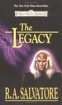 The Legacy: Legacy of the Drow, Book I Salvatore, R.A. - $3.33