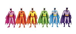 DC Collectibles Batman: Rainbow Action Figure 6 Pack - $112.96