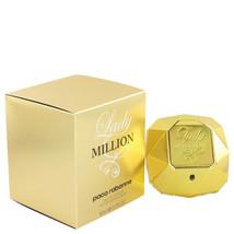 Lady Million By Paco Rabanne Eau De Parfum Spray 2.7 Oz For Women - $77.91