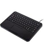iKey IK-DELL-SA Keyboard - Cable Connectivity - USB InterfaceTouchPad - ... - $390.52