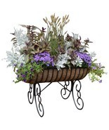 Cradle Free Standing Planter with Coco Liner - £47.40 GBP+