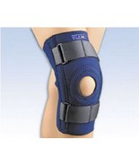 Stabilizing Knee Support - EXTRA SMALL, BLACK -... - $32.50