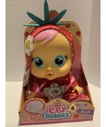 CRY BABIES Tutti Frutti Ella The Strawberry Scented Baby Doll Kids Toys ... - $24.24