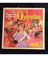 Treasury of great Operettas, vinyl records by RCA - $29.70