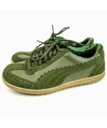 Puma Golf Cat Shoes US 6 UK 5 Green/Green 181699-04 Women's - $17.59